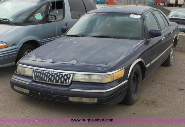 Mercury Grand Marquis 1994 #4