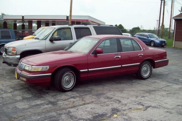 Mercury Grand Marquis 1994 #5