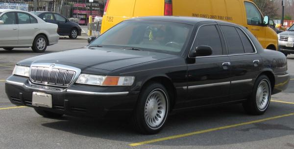 Mercury Grand Marquis 2010 #4