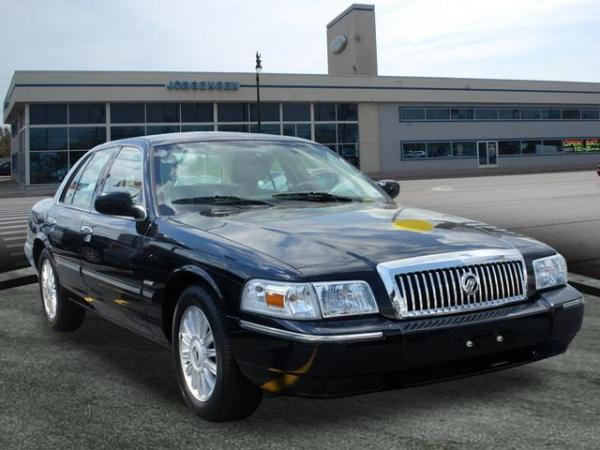 Mercury Grand Marquis 2011 #4