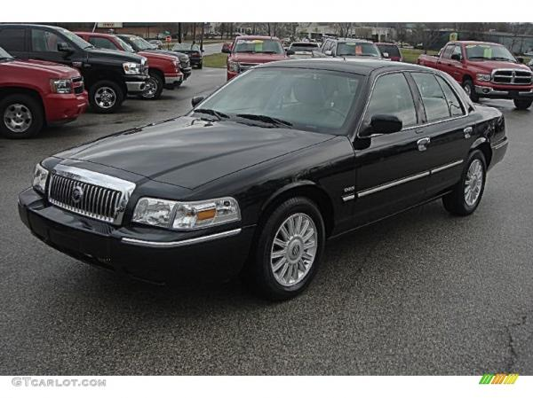 Mercury Grand Marquis 2011 #5