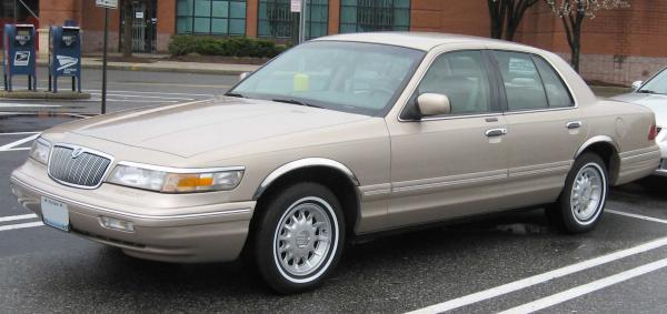 Mercury Grand Marquis #4