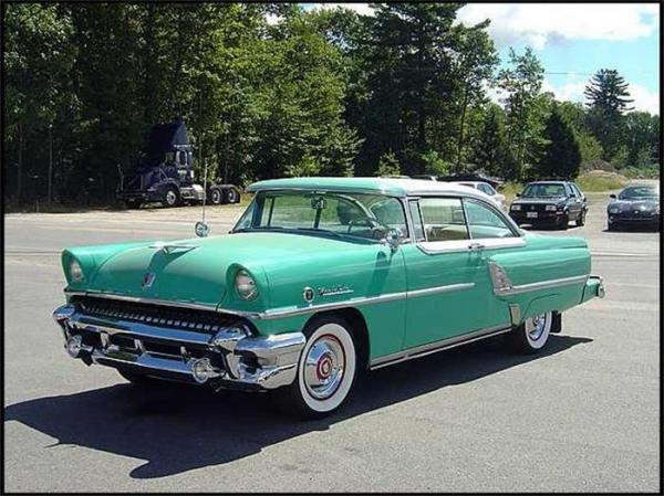 1955 mercury montclair information and photos momentcar for 1955 mercury monterey 4 door