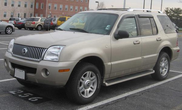 Mercury Mountaineer #3