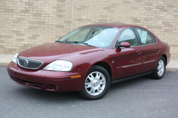 Mercury Sable 2004 #4