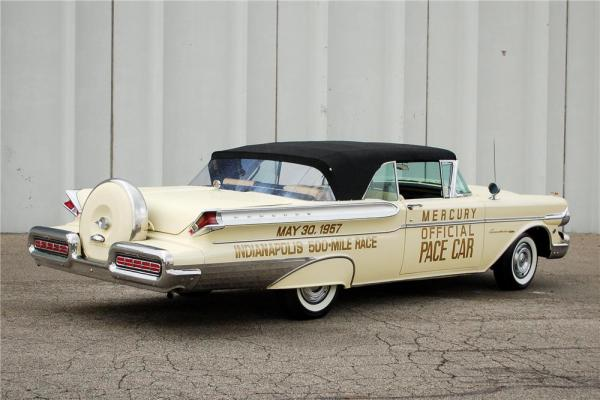 Mercury Turnpike Cruiser 1957 #3