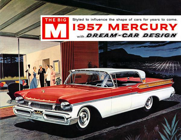 Mercury Turnpike Cruiser 1957 #4
