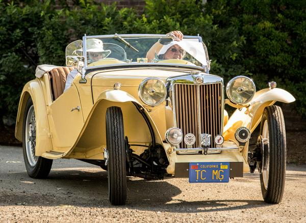 MG TC Roadster 1947 #4