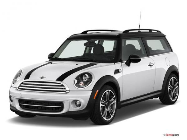 MINI Cooper Clubman Base #1
