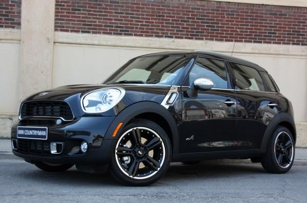 MINI Cooper Countryman 2011 #1
