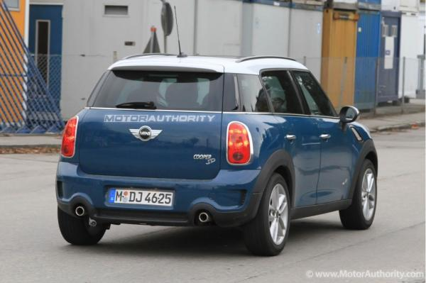 MINI Cooper Countryman 2011 #3