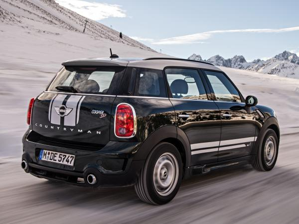 MINI Cooper Countryman 2014 #3