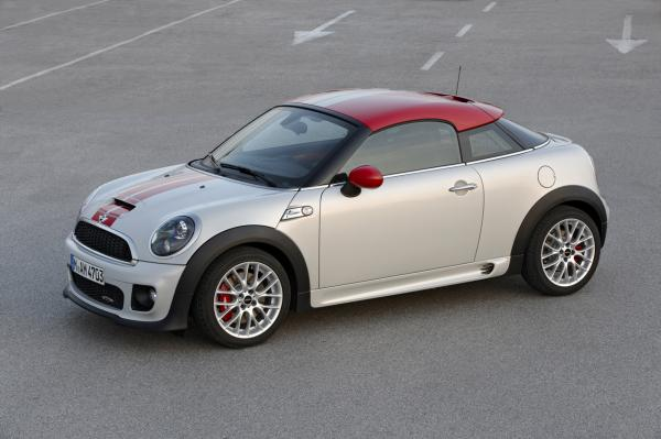 MINI Cooper Coupe 2012 #3