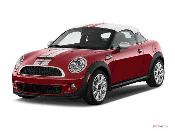 MINI Cooper Coupe 2012 #4