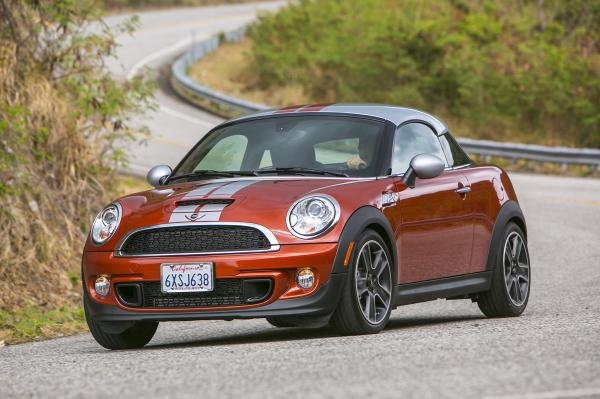 MINI Cooper Coupe 2014 #5