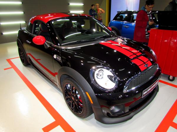 MINI Cooper Roadster John Cooper Works #2