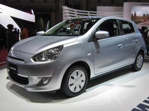 Mitsubishi Mirage Base #1