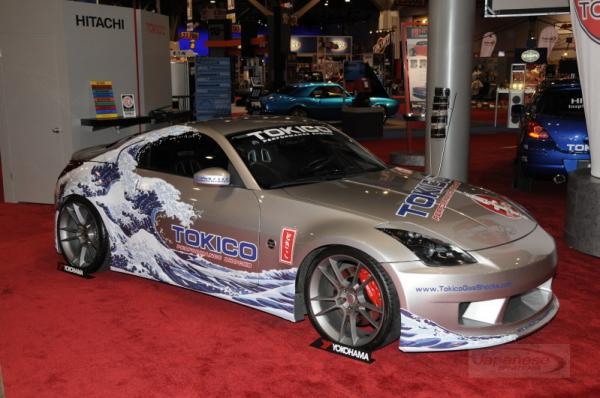 Nissan 350Z Performance #3