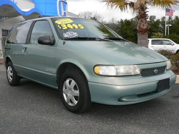 1997 nissan quest information and photos momentcar momentcar