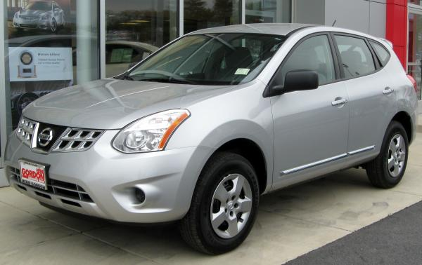 Nissan Rogue S #2