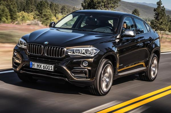 No hustle and bustle on the path to BMW 2015 X6 perfection