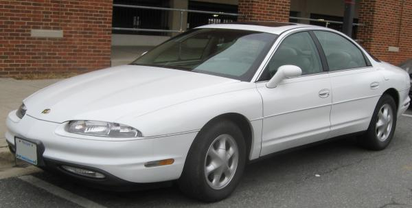 Oldsmobile Aurora Base #1