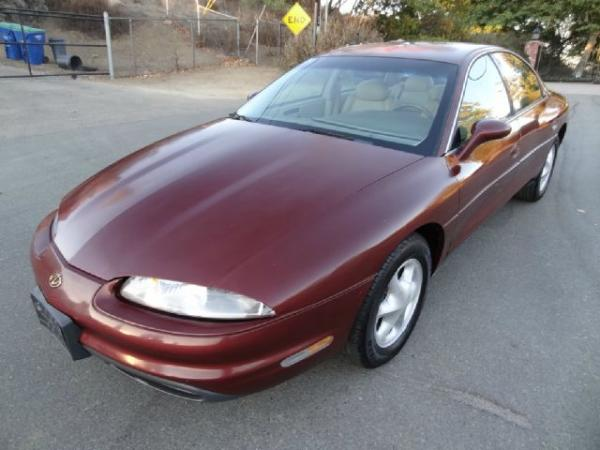 Oldsmobile Aurora Base #2
