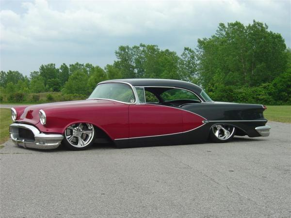 Oldsmobile Custom 98