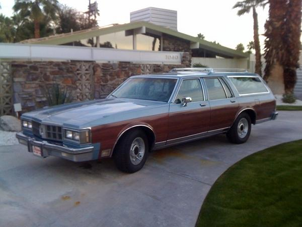 Oldsmobile Custom Cruiser 1986 #3