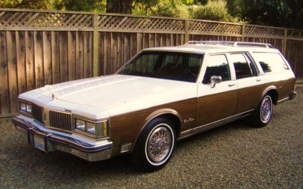 Oldsmobile Custom Cruiser #5