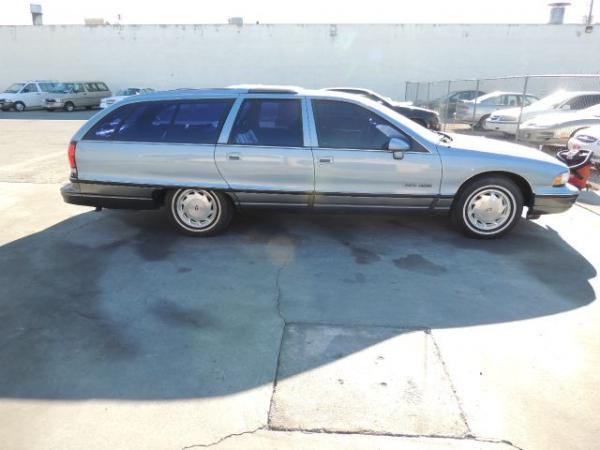 Oldsmobile Custom Cruiser Base #2