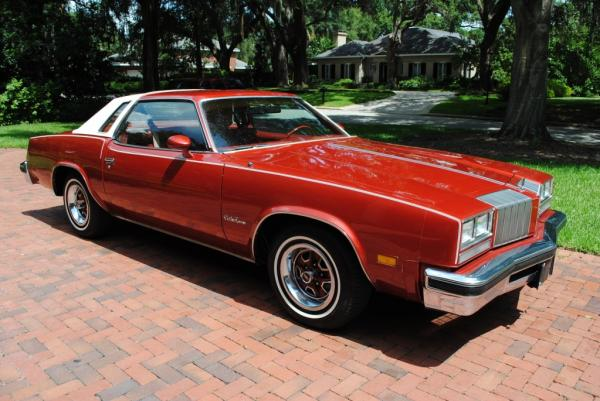 Oldsmobile Cutlass 1977 #2