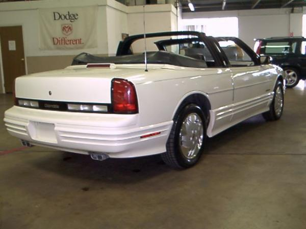 Oldsmobile Cutlass Supreme 1992 #3