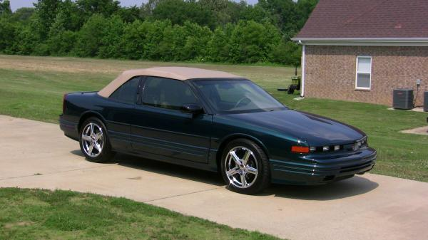 Oldsmobile Cutlass Supreme 1995 #3