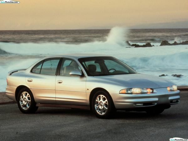 Oldsmobile Intrigue 2000 #5