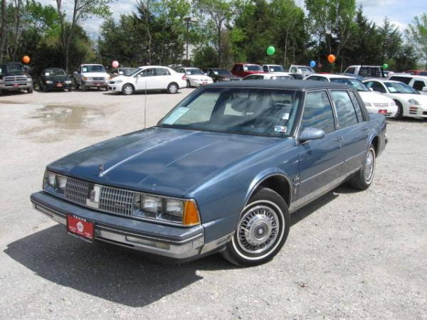 Oldsmobile Ninety-Eight 1985 #3