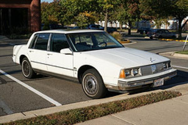 Oldsmobile Ninety-Eight 1985 #4