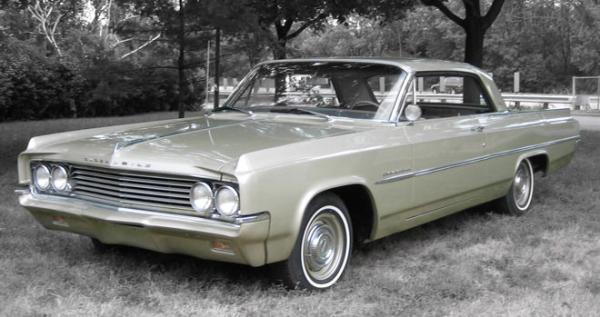 Oldsmobile Super 88 1963 #4