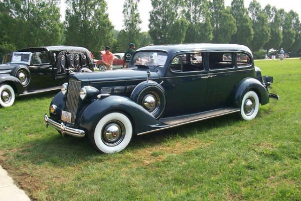 Packard 120CD 1937 #3
