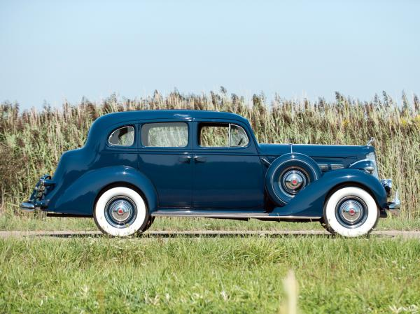 Packard 120CD 1937 #4