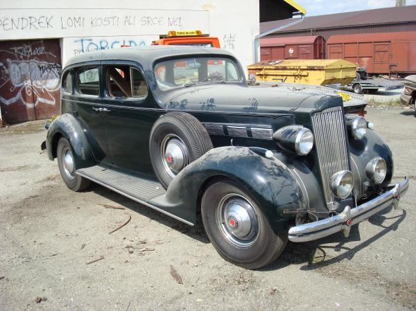Packard 120CD 1937 #5