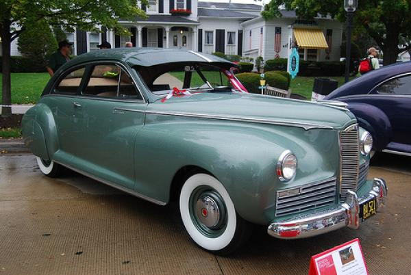 Packard Clipper 1942 #2