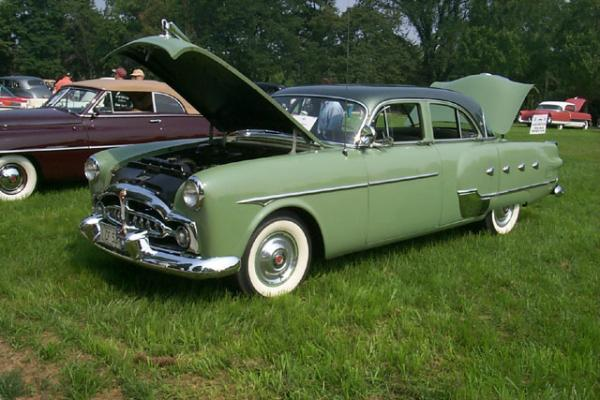 Packard Clipper 1952 #1