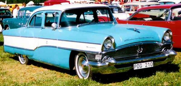 Packard Clipper 1952 #5