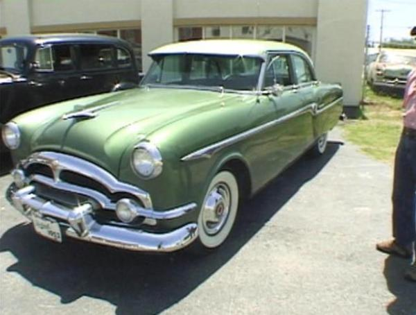 Packard Clipper 1953 #4