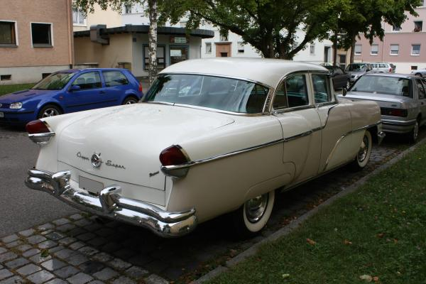 Packard Clipper 1953 #5