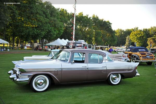 Packard Clipper 1957 #1