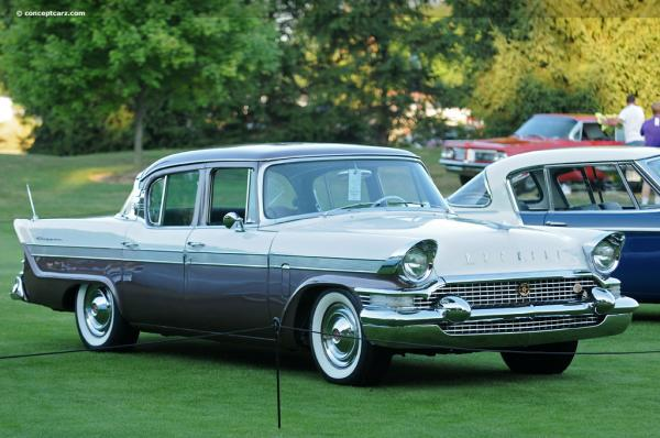Packard Clipper 1957 #2