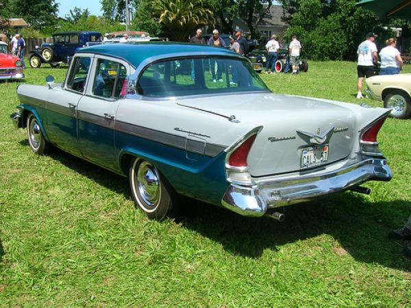 Packard Clipper 1957 #5