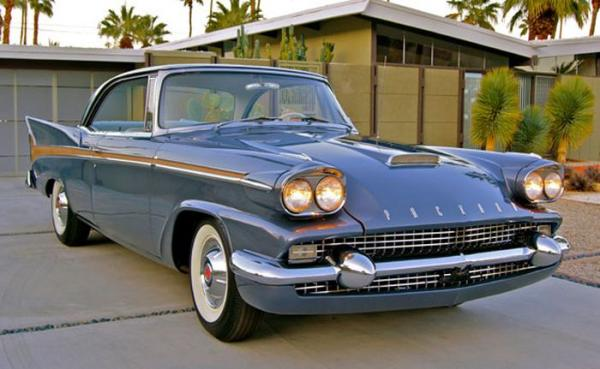 Packard Clipper 1958 #2